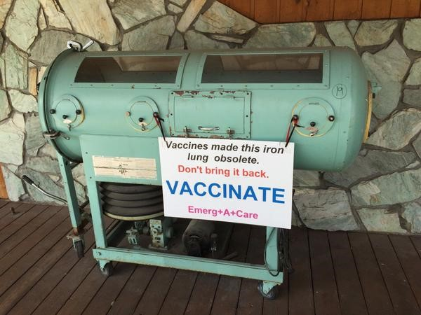 PR Campaign Vaccines Need