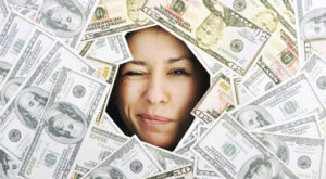 Money Unhappy