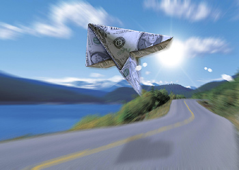 Is Healthcare Spending About to Accelerate Money Running Jet