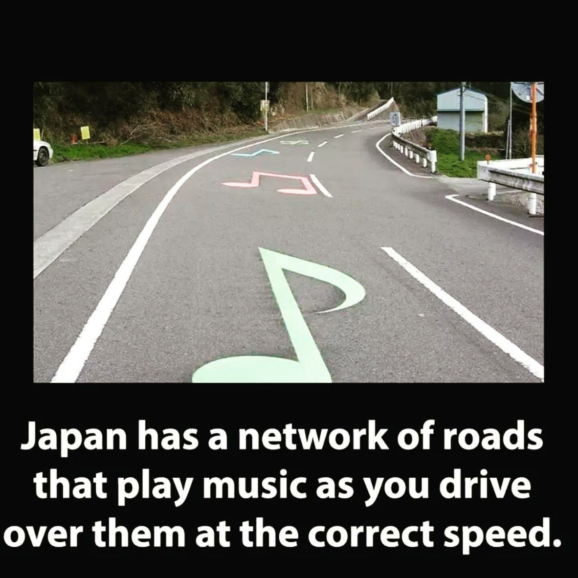 Coolest Nudge Ever Musical Road Japan